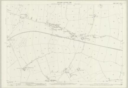 Essex (1st Ed/Rev 1862-96) XXXIX.5 (includes: Frinton and Walton) - 25 Inch Map