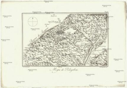 Mapa de Penagolosa