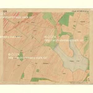 Nikolsburg - m1785-1-022 - Kaiserpflichtexemplar der Landkarten des stabilen Katasters