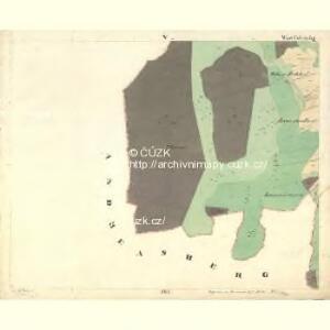 Tisch - c3678-1-009 - Kaiserpflichtexemplar der Landkarten des stabilen Katasters
