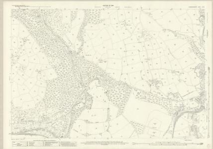 Carmarthenshire LVIII.2 (includes: Llanelli; Llanelly Rural; Pen Bre) - 25 Inch Map