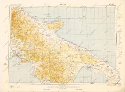 Letecká mapa Evropy