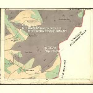 Sct. Katharina - c7582-1-007 - Kaiserpflichtexemplar der Landkarten des stabilen Katasters