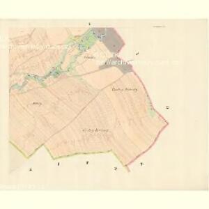 Moschtienitz - m0803-1-005 - Kaiserpflichtexemplar der Landkarten des stabilen Katasters