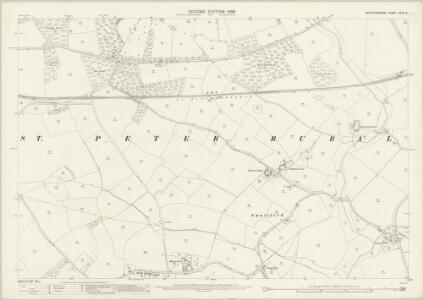 Hertfordshire XXXV.9 (includes: Colney Heath; London Colney; St Albans) - 25 Inch Map