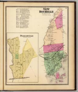 New Rochelle, Town; Pelhamville.
