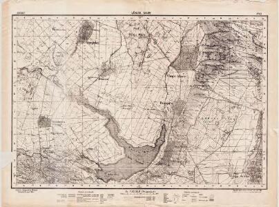 Lambert-Cholesky sheet 2543 (Vânjul Mare)
