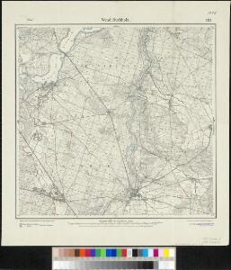 Meßtischblatt 2113 : Wend. Buchholz, 1915