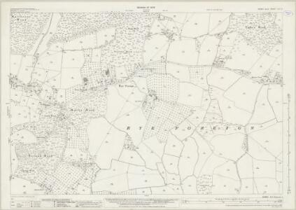 Sussex XLV.2 (includes: Iden; Peasmarsh; Rye Foreign) - 25 Inch Map