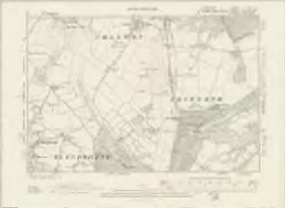Hampshire & Isle of Wight LXVIII.NE - OS Six-Inch Map
