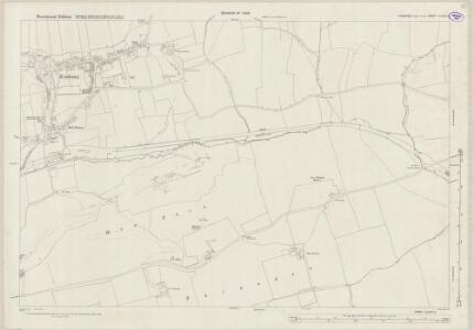 Yorkshire CLXVIII.2 (includes: Draughton; Embsay With Eastby; Halton East; Skipton) - 25 Inch Map
