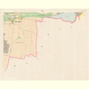 Zrutsch (Zruč) - c9294-1-004 - Kaiserpflichtexemplar der Landkarten des stabilen Katasters