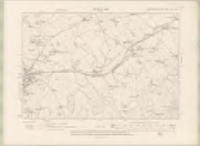 Kirkcudbrightshire Sheet XLIII.NW - OS 6 Inch map