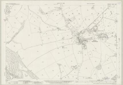 Somerset XXI.6 (includes: Hinton Charterhouse; Norton St Philip; Wellow) - 25 Inch Map