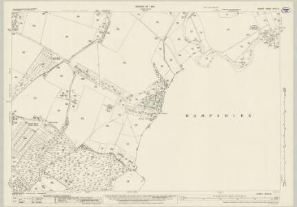 Dorset XXXV.14 (includes: Bournemouth; Hampreston; Poole) - 25 Inch Map