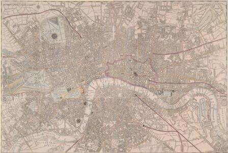 London at a View: a New Map