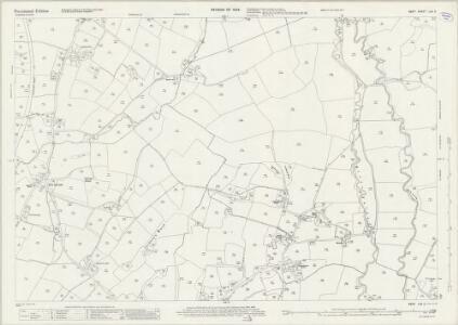 Kent LXII.5 (includes: Horsmonden) - 25 Inch Map