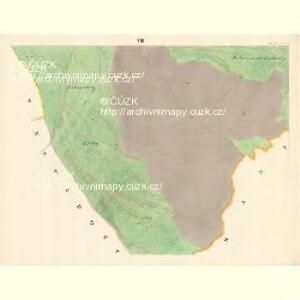 Slawkow - m2776-1-007 - Kaiserpflichtexemplar der Landkarten des stabilen Katasters