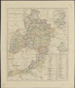 Charte von Kur-Hessen