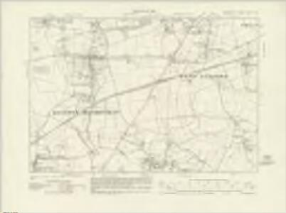 Somerset LXIV.SW - OS Six-Inch Map
