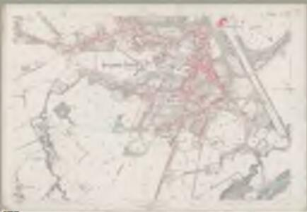 Lanark, Sheet XVII.4 (Combined) - OS 25 Inch map