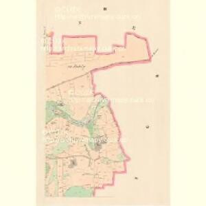 Stiechowitz - c7764-1-003 - Kaiserpflichtexemplar der Landkarten des stabilen Katasters