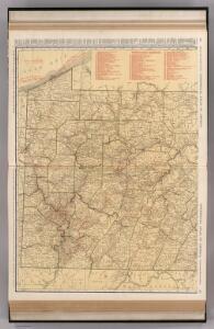 Pennsylvania, Western Section.