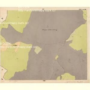 Pernek - c5699-1-004 - Kaiserpflichtexemplar der Landkarten des stabilen Katasters