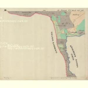 Alt Preneth - c7314-2-005 - Kaiserpflichtexemplar der Landkarten des stabilen Katasters