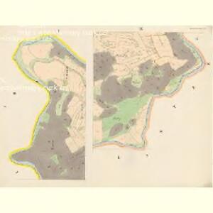 Gross Poreschin - c6026-1-001 - Kaiserpflichtexemplar der Landkarten des stabilen Katasters