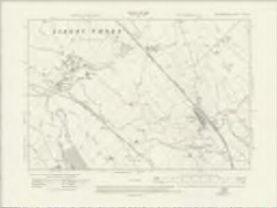 Westmorland IX.NW - OS Six-Inch Map