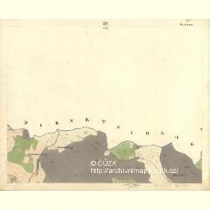 Unter Sinnetschlag - c1367-1-005 - Kaiserpflichtexemplar der Landkarten des stabilen Katasters