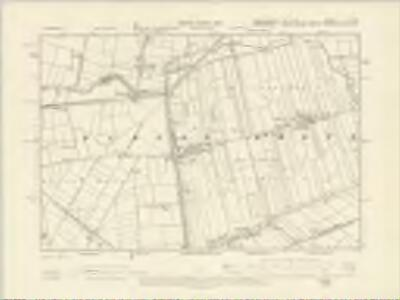 Cambridgeshire VI.NE - OS Six-Inch Map