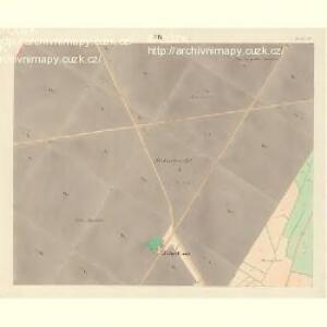 Pinke (Penkow) - m0051-1-006 - Kaiserpflichtexemplar der Landkarten des stabilen Katasters