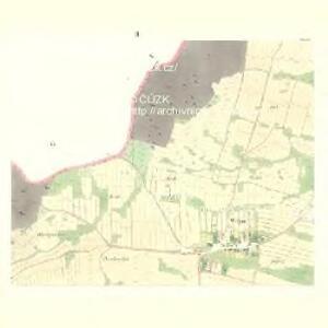 Wittin - c8627-1-002 - Kaiserpflichtexemplar der Landkarten des stabilen Katasters