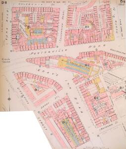 Insurance Plan of London North North West District Vol. D: sheet 8-2