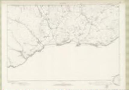 Argyll and Bute Sheet CCLXV & CCLXVIa - OS 6 Inch map