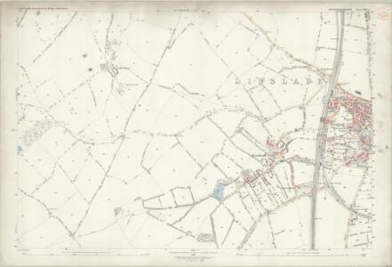 Buckinghamshire XXIV.3 (includes: Linslade; Soulbury) - 25 Inch Map