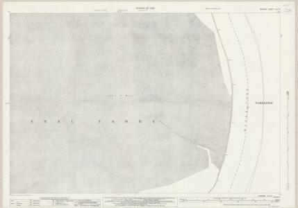Durham XLV.16 (includes: Billingham; Redcar) - 25 Inch Map