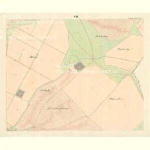 Vorstadt Wesseli - m3361-1-008 - Kaiserpflichtexemplar der Landkarten des stabilen Katasters