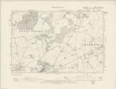 Wiltshire XXXVIII.SW - OS Six-Inch Map