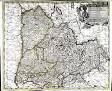 Delphinatus præfectura quæ Gallis audit gouvernement de Daufhiné