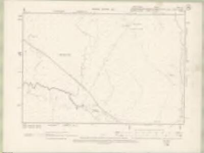 Perth and Clackmannan Sheet XXV.SE - OS 6 Inch map