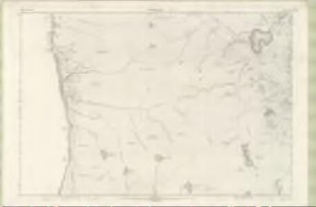 Ross and Cromarty Sheet XXXI - OS 6 Inch map