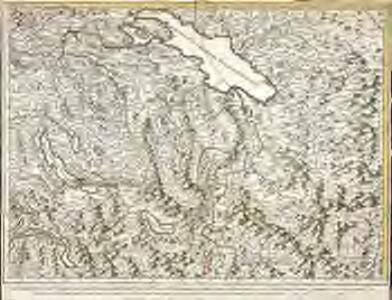 Les cantons de Schafouse, de Zurich, de Schwytz, de Zug, de Underwald, de Glaris, d'Appenzel, les dix droitures, l'abbé et la ville de St. Gal, le Thurgow, les comtés de Rapperschwil, de Tockenburg, de Werdenberg, de Sargans, les balliages de Vtznach, de Gasteren, de Rheinthal, la baronie d'Alt Sax &c