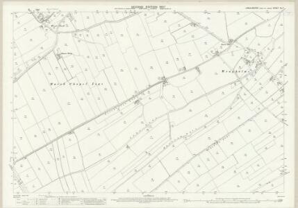 Lincolnshire XL.7 (includes: Grainthorpe; Marsh Chapel) - 25 Inch Map