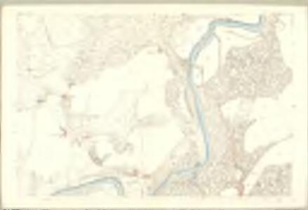 Nairn, Sheet VIII.7 (Ardclach) - OS 25 Inch map