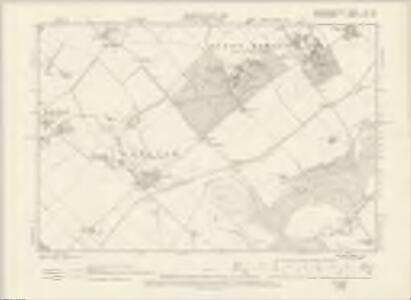 Buckinghamshire XL.NE - OS Six-Inch Map