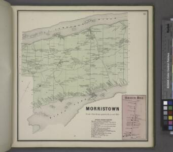 Morristown [Township]; Edwards Business Directory. ; Brier Hill [Village]