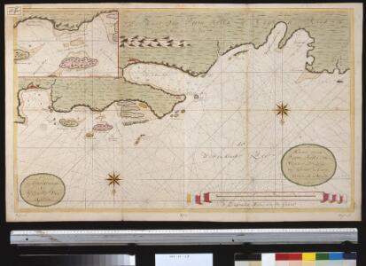 De kusten van Porto Bello van Nombre de Dios tot Chagre int groot geleegen in de Westindies